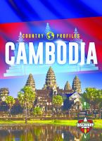 Cover image for Cambodia / by Alicia Z. Klepeis.