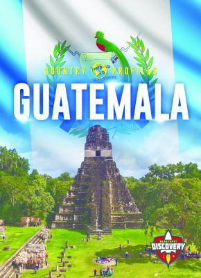 Cover image for Guatemala / by Alicia Z. Klepeis.