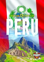 Cover image for Peru / by Alicia Z. Klepeis.