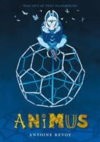 Cover image for Animus / Antoine Revoy.
