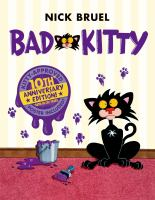 Cover image for Bad kitty / Nick Bruel.