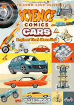 Cover image for Cars : engines that move you / Dan Zettwoch.