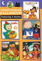 Cover image for Spooktacular Halloween [DVD]