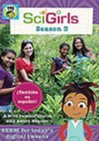 Cover image for SciGirls. Season 3 [DVD]