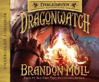 Cover image for Dragonwatch [compact disc] / Brandon Mull.