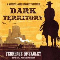 Cover image for Dark territory [compact disc] / Terrence McCauley.