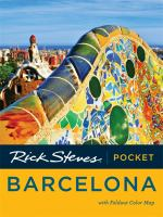 Cover image for Rick Steves pocket Barcelona [2016] / Rick Steves with Gene Openshaw and Cameron Hewitt.