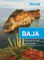 Cover image for Baja [2017] / Jennifer Kramer.