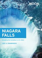 Cover image for Niagara Falls : including the Canadian & U.S. sides / Joel A. Dombrowski.