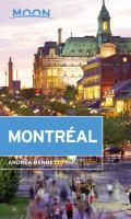 Cover image for Montréal [2018] / Andrea Bennett.