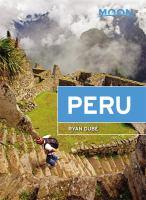 Cover image for Peru [2017] / Ryan Dubé.