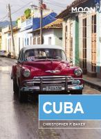 Cover image for Cuba [2018] / by Christopher P. Baker.