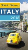 Cover image for Rick Steves Italy 2018 / Rick Steves.