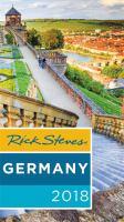 Cover image for Rick Steves Germany 2018 / Rick Steves.