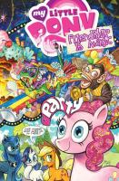 Cover image for My little pony. Friendship is magic, 10 / written by Christina Rice, Ted Anderson & Katie Cook.