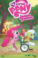 Cover image for My little pony. Friends forever, 7 / written Barbara Randall Kesel, Christina Rice, Jeremy Whitley ; art by Brenda Hickey, Tony Fleecs, Agnes Garbowska, Jay Fosgitt ; colors by Heather Breckel, color assist by Lauren Perry ; letters by Neil Uyetake.