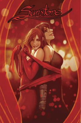 Cover image for Sunstone. Volume 5 / Created by Stjepan Sejic ; [Stjepan Sejic creater, artist, and writer ; Ryan Cady, editor ; Tricia Ramos, production].