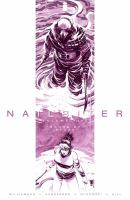 Cover image for Nailbiter. Volume five, Bound by blood / story by Joshua Williamson ; art by Mike Henderson ; colors by Adam Guzowski ; letters & book design by John J. Hill ; edited by Rob Levin ; Nailbiter created by Joshua Williamson & Mike Henderson.