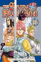 Cover image for The seven deadly sins. 16 / Nakaba Suzuki ; translation Christine Dashiell ; lettering James Dashiell ; editing Lauren Scanlan.