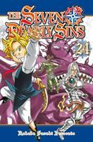 Cover image for The seven deadly sins. 24 / Nakaba Suzuki ; translation, Christine Dashiell ; lettering, James Dashiell ; editing, Lauren Scanlan.
