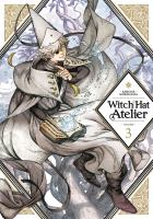 Cover image for Witch Hat Atelier 3
