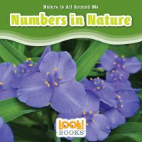 Cover image for Numbers in nature / by Jennifer Marino Walters.