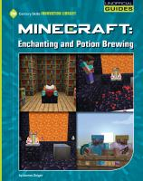 Cover image for Minecraft : enchanting and potion brewing / by James Zeiger.