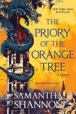Cover image for The priory of the orange tree / Samantha Shannon.