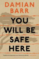 Cover image for You will be safe here / Damian Barr.
