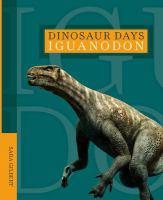 Cover image for Iguanodon / Sara Gilbert.