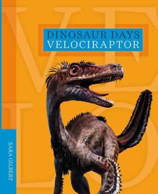 Cover image for Velociraptor / Sara Gilbert.