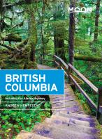 Cover image for British Columbia, [2018] : including the Alaska Highway / Andrew Hempstead.