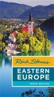 Cover image for Rick Steves Eastern Europe