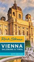 Cover image for Rick Steves Vienna, Salzburg & Tirol [2019] / Rick Steves.