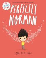 Cover image for Perfectly Norman / Tom Percival.