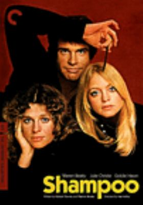 Cover image for Shampoo / Columbia ; written by Robert Towne and Warren Beatty ; produced by Warren Beatty ; directed by Hal Ashby.