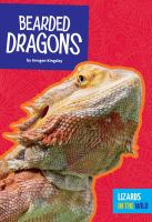 Cover image for Bearded dragons / by Imogen Kingsley.