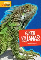 Cover image for Green iguanas / by Imogen Kingsley.