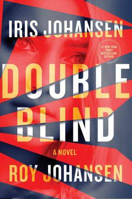 Cover image for Double blind [large print] / Iris Johansen and Roy Johansen.