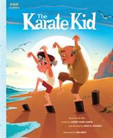 Cover image for The karate kid / story adapted by Rebecca Gyllenhaal ; illustrated by Kim Smith.