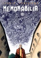 Cover image for Memorabilia / Sergio Ponchione ; translated from Italian by Diego Ceresa.