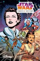 Cover image for Star Wars. Forces of destiny.