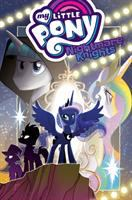 Cover image for My little pony. Nightmare knights / written by Jeremy Whitley ; art by Tony Fleecs.