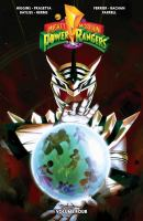 Cover image for Mighty Morphin Power Rangers. Volume four / written by Kyle Higgins ; illustratred by Hendry Prasetya, Daniel Bayliss ; colors by Matt Herms ; letters by Ed Dukeshire.