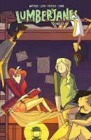 Cover image for Lumberjanes. 8, , Stone cold / written by Shannon Watters & Kat Leyh ; illustrated by Carey Pietsch ; colors by Maarta Laiho ; letters by Aubrey Aiese.