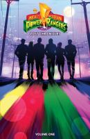 Cover image for Mighty Morphin Power Rangers. Lost chronicles / written by Kyle Higgins [and 9 others] ; illustrated by Rod Reis [and 10 others] ; letters by Ed Dukeshire and Jim Campbell.