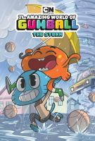Cover image for The Amazing World Of Gumball Original Graphic Novel: The Storm