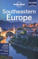 Cover image for Southeastern Europe [2013] / Marika McAdam, Alexis Averbuck, James Bainbridge, Mark Baker [and 7 others].