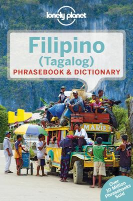 Cover image for Filipino (Tagalog) phrasebook & dictionary.