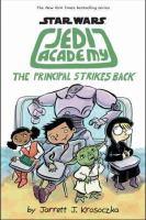 Cover image for The principal strikes back / Jarrett J. Krosoczka.